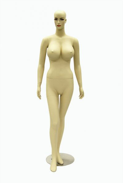big chest mannequin