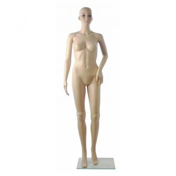 Unbreakable Polyethylene Mannequin