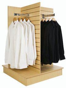 Slatwall Merchandisers