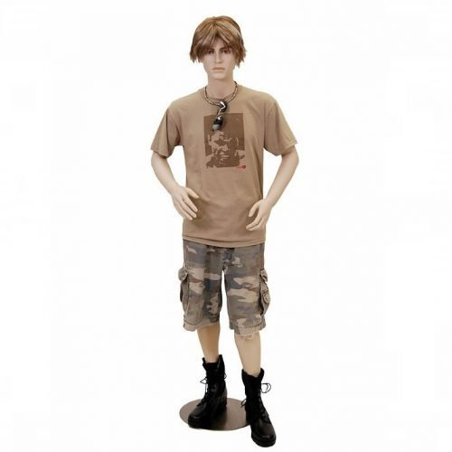Realistic Mannequin Steve 7