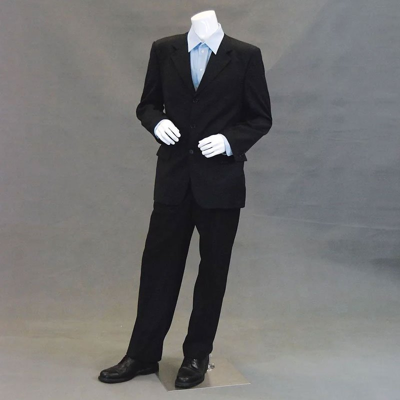 headless male mannequin-ma4