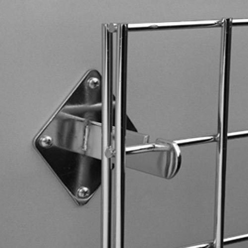 wall bracket chrome