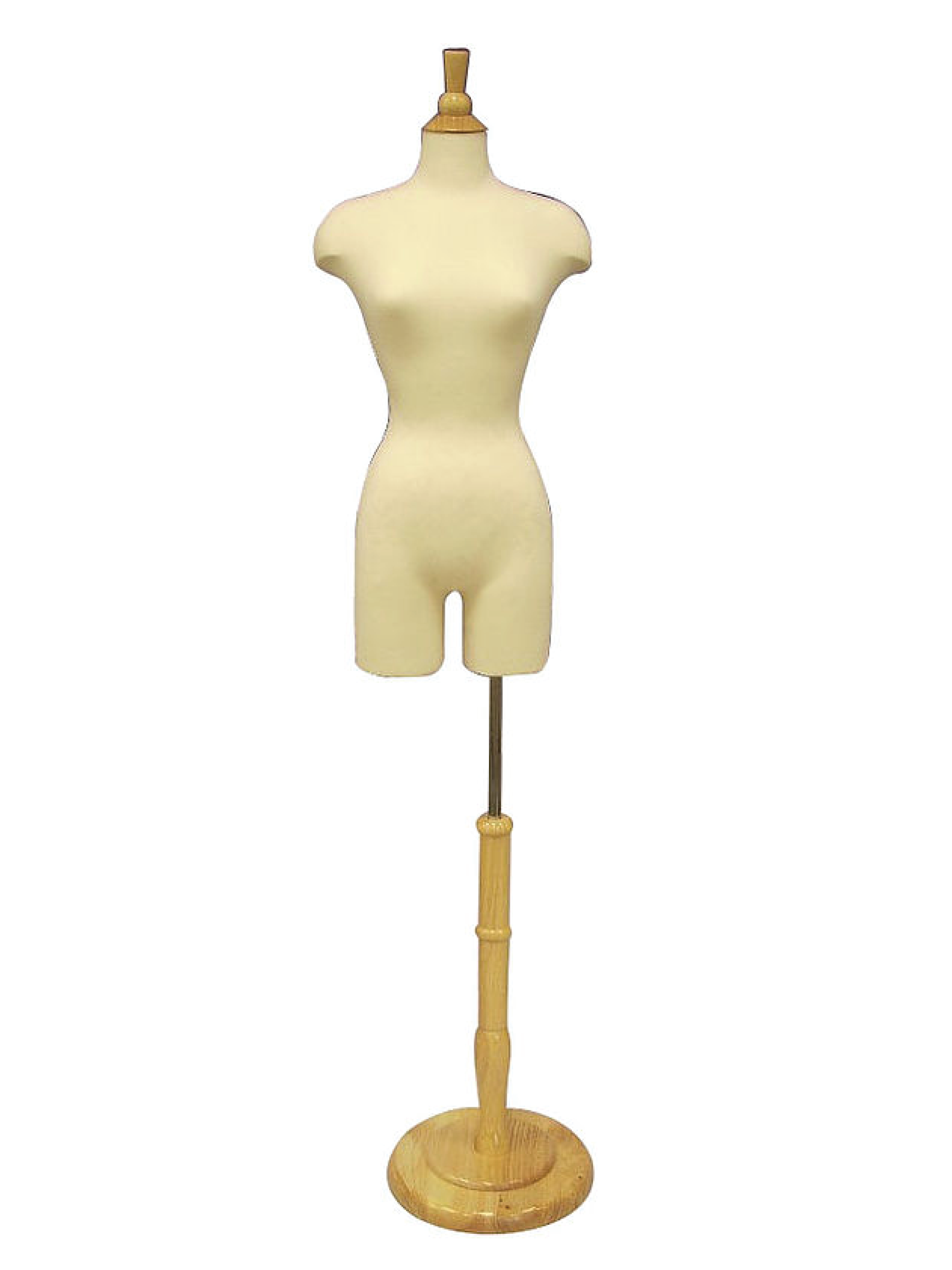 FEMALE BODY WITH LEG - Showcases and Mannequin store