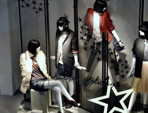 Why Do Retail Stores Rearrange Product Displays and Showcases?