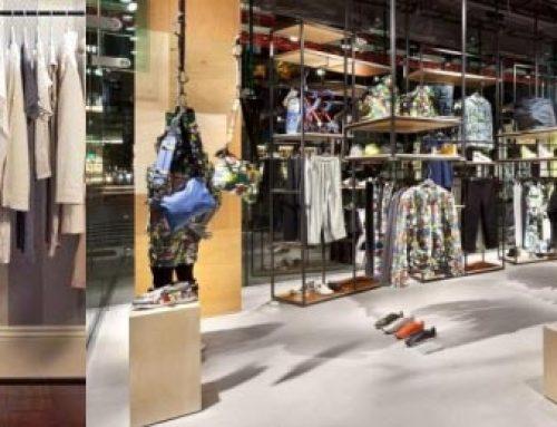 Retail Floor Mirrors