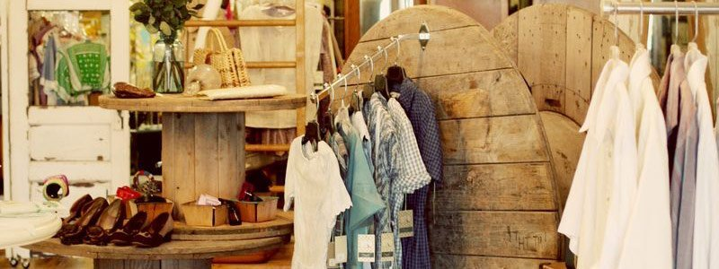 Creative Ideas Of Clothing Store Displays Design