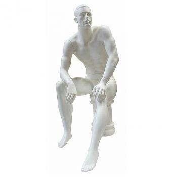 Realistic-Mannequin-Sitting-Posture