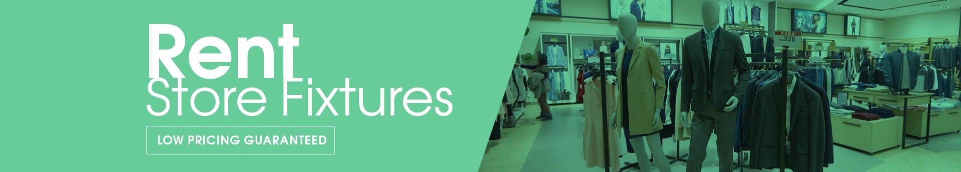 Rentals store fixtures Toronto