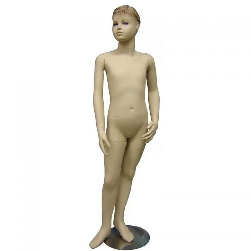 Boy Realistic Mannequin MD-501F