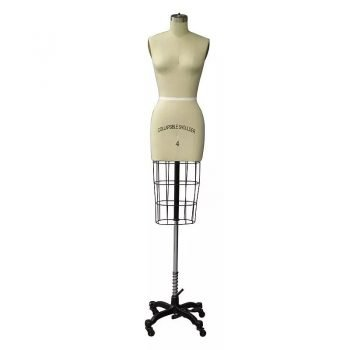 Collapsible shoulder dress half form 601