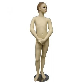 Girl Realistic Mannequin MD-508F