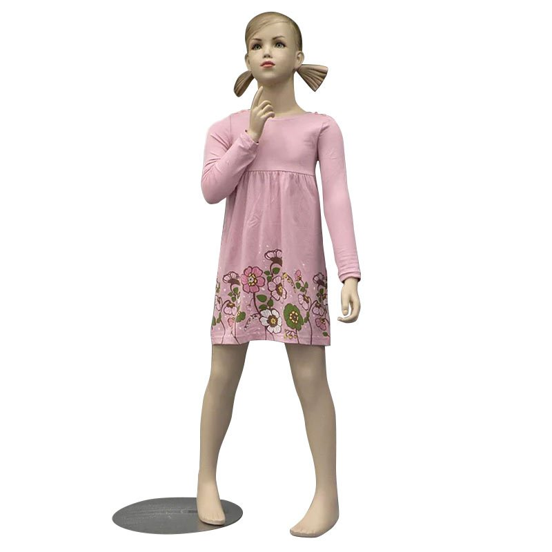 Girl Realistic Mannequin MD-509F