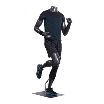 Athletic Runner Headless Mannequin BEN2