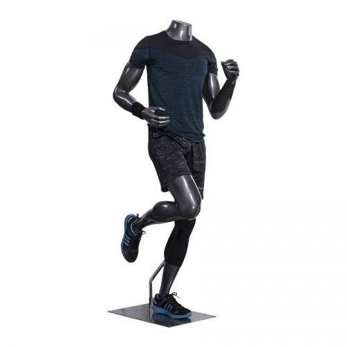 Athletic Runner Headless Mannequin BEN2