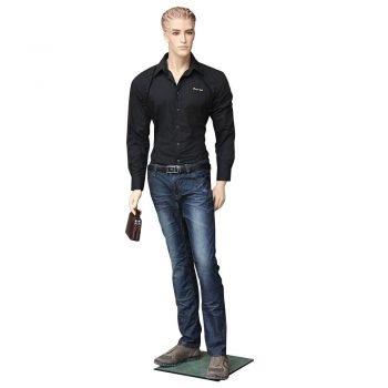 realistic WEN3 mannequin