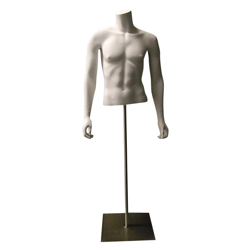 torso male MD-MA2BW2T