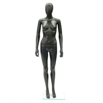 unbreakable black mannequin