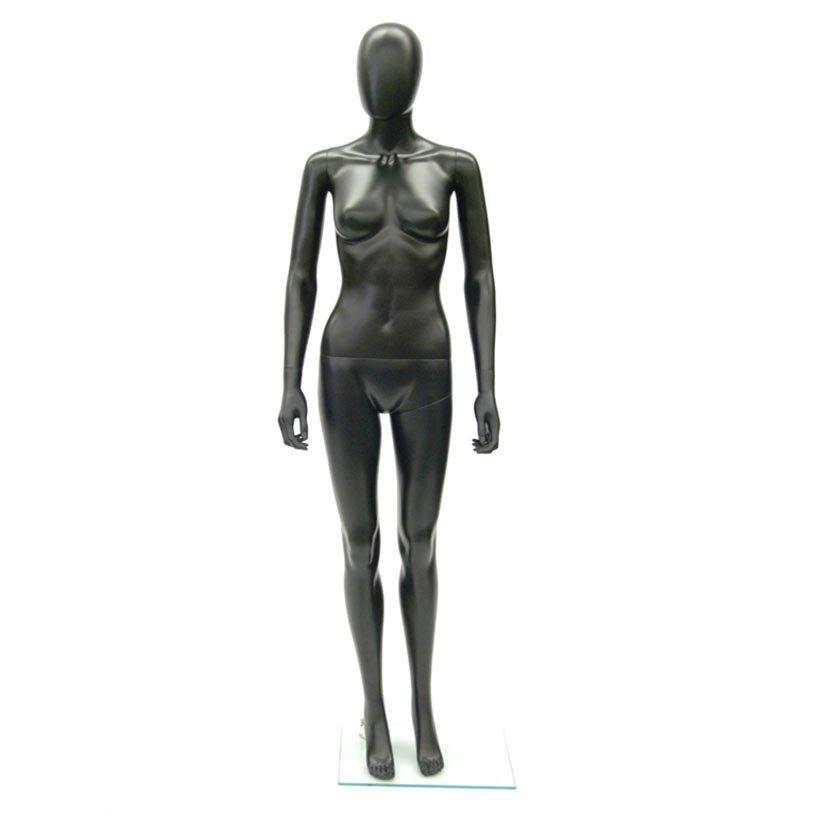 unbreakable black mannequin