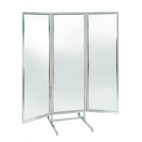3 way mirror in chrome
