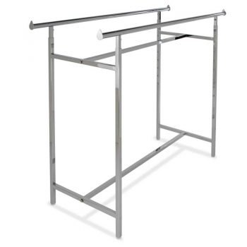 Adjustable Double Bar Rack