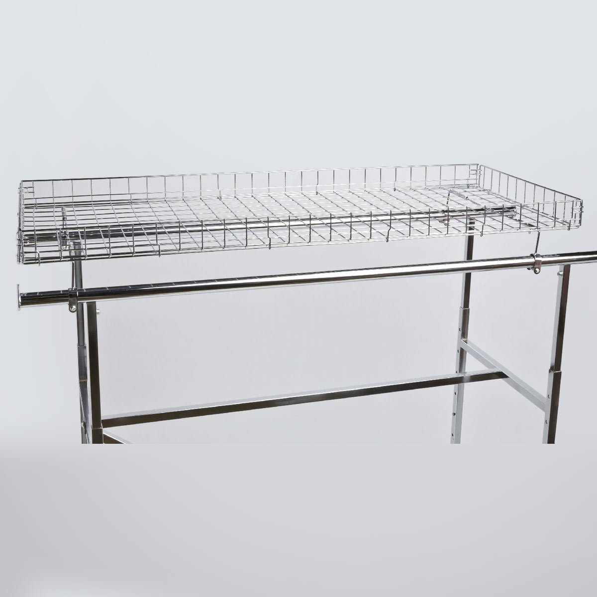 FOLDING TOP BASKET