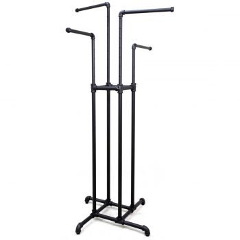 Pipe 4 Way Adjustable Rack