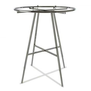 42″ diameter Round Folding Rack