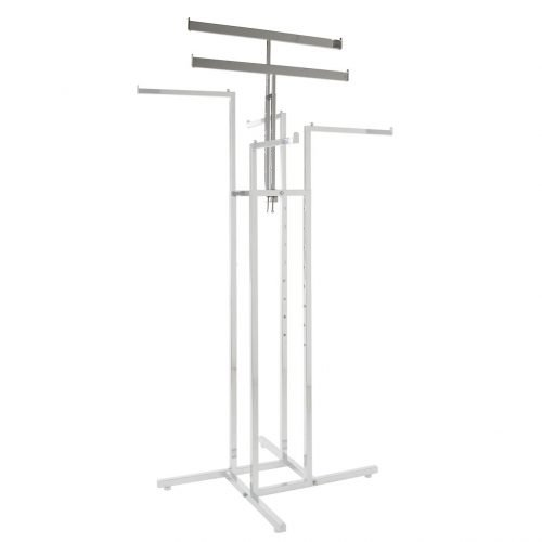 T-Style Double Bar Rack Topper