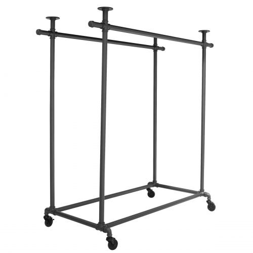 pipeline rack with 2 ballet bars