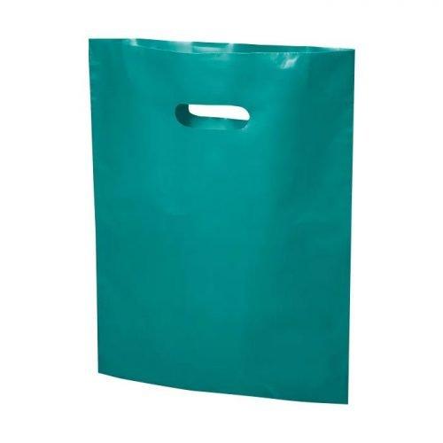 boutique plastic bag 17x19