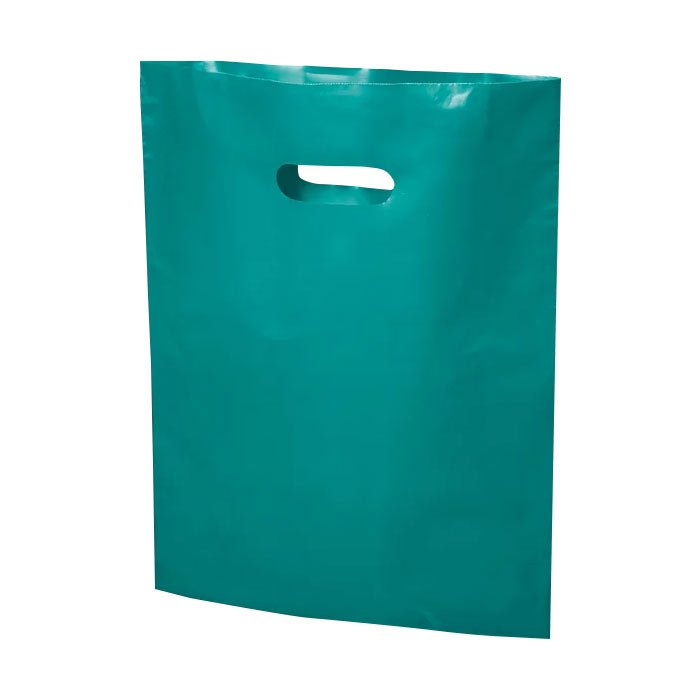 boutique plastic bag 17x19