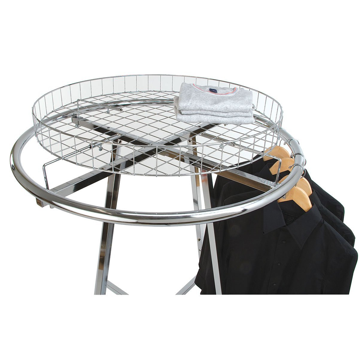 rack grid topper round