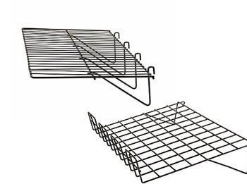 "1/8"" Wire Shelves"