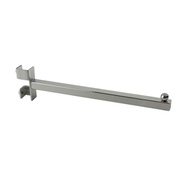 12-inch Twist-On Straight Arm