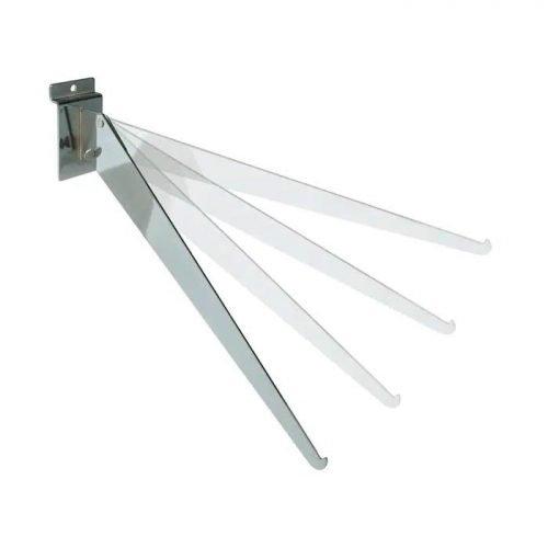 14 inch Adjustable Shelf Bracket