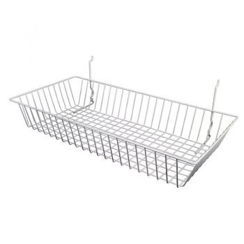 24Wx12Dx4H-Shallow-Basket-white