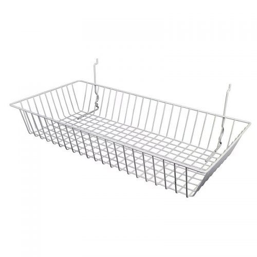 24Wx12Dx4H-Shallow-Basket-white