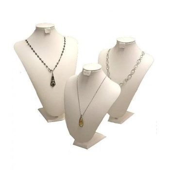 4 Neck Forms Set white