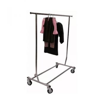 Heavy Duty Salesmans Rack Collapsible