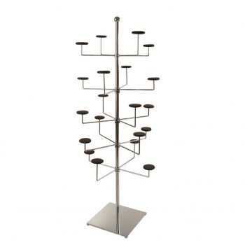 Revolving Millinery Tree Hat Rack