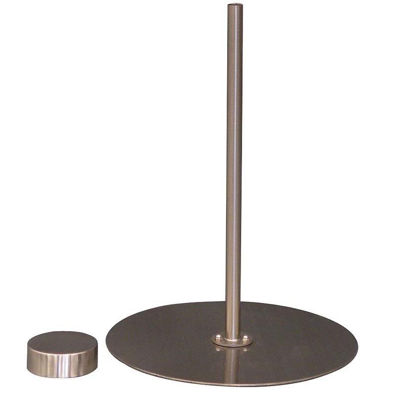 Round Metal Base