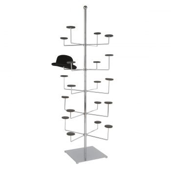 Stationery Millinery Tree Hat Rack