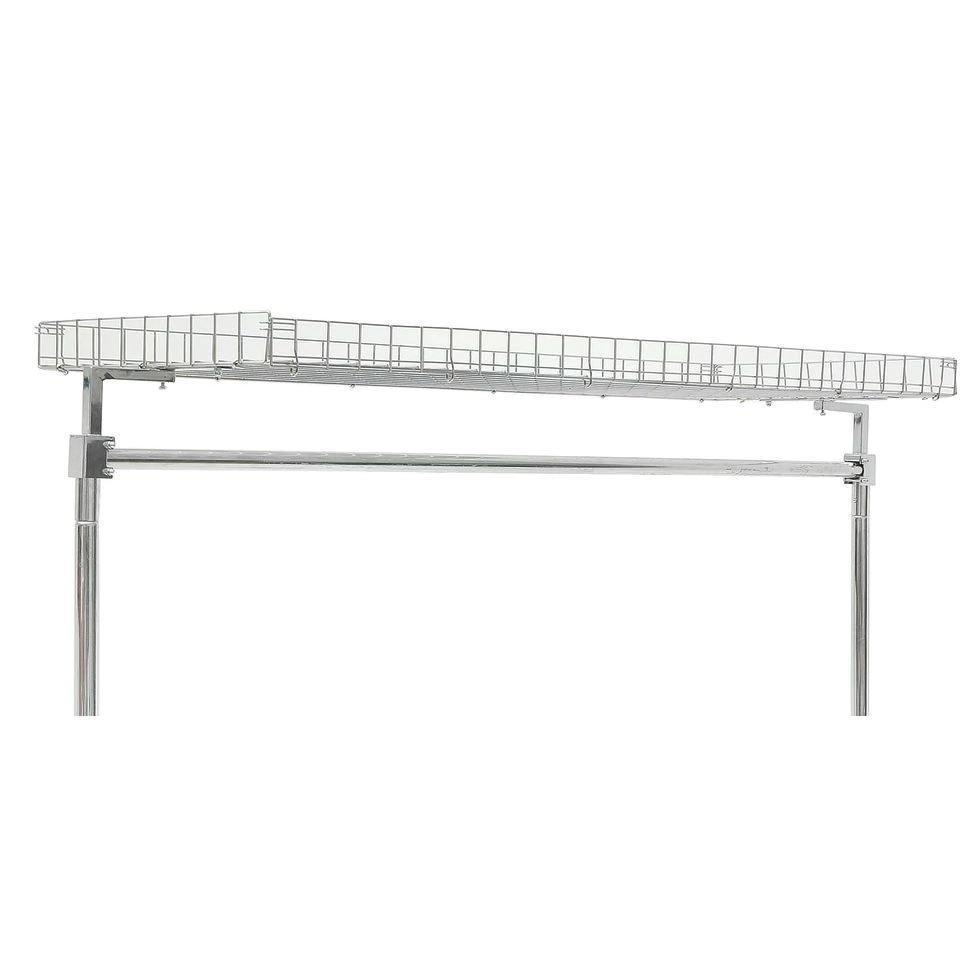 Folding Top Shelf for Z-Rack