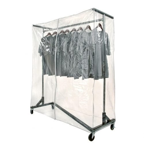 Z-Rack Cover with Support-Bars