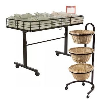 Dump Tables and Baskets