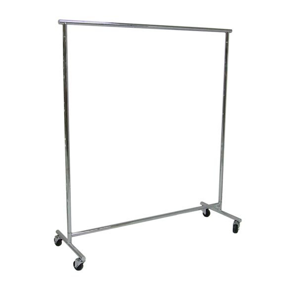 non adjustable rolling rack