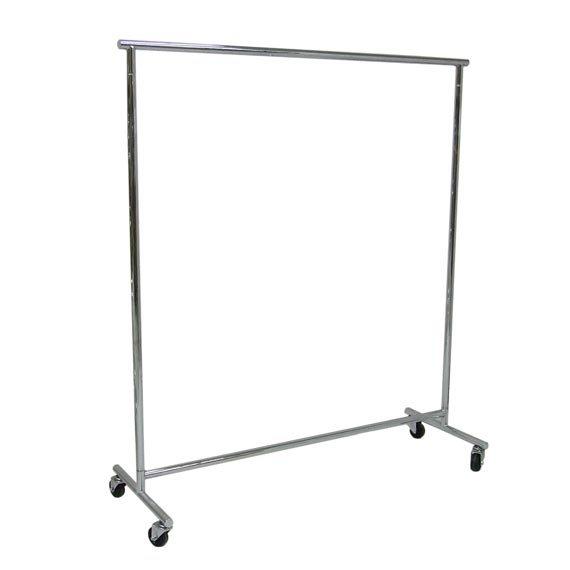 non adjustable rolling rack