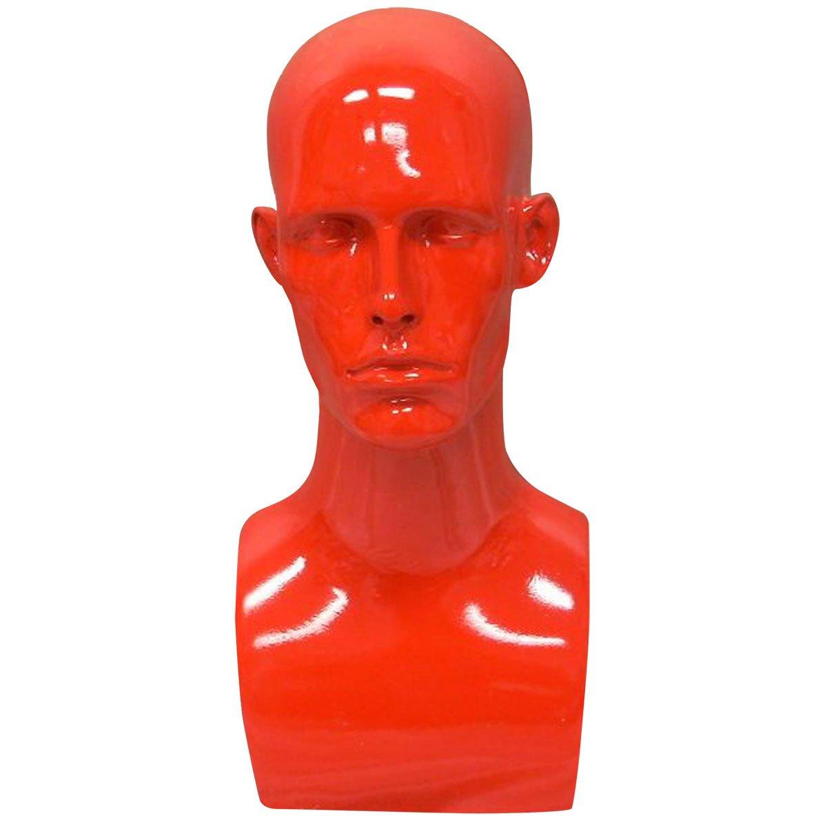 Male-Mannequin-Head EraRed